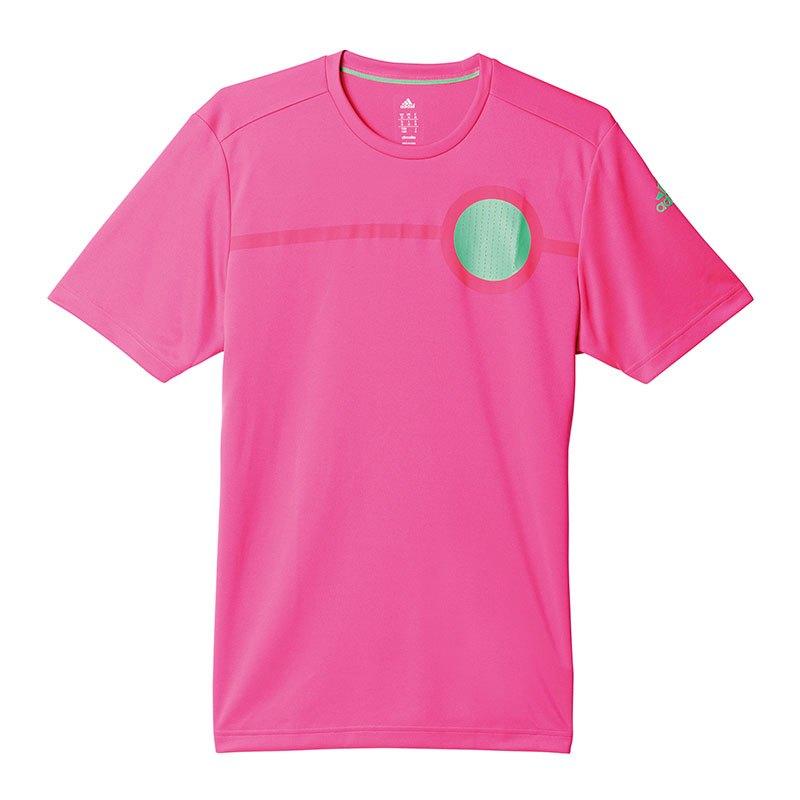 adidas UFB Climalite Trainingsshirt Pink - pink