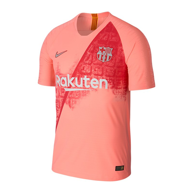 Nike FC Barcelona Authentic Trikot UCL 2018/2019 F694 - pink