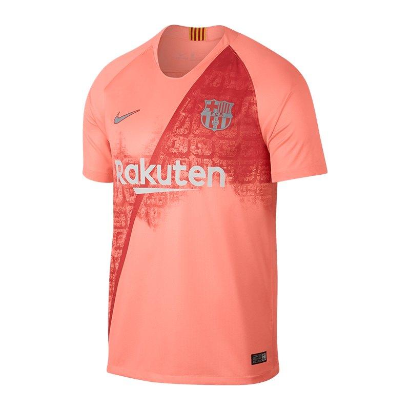Nike FC Barcelona Trikot UCL 2018/2019 Pink F694 - pink