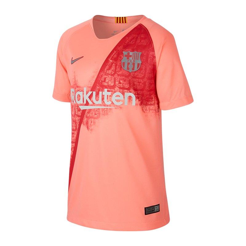 Nike FC Barcelona Trikot UCL Kids 2018/2019 F694 - pink