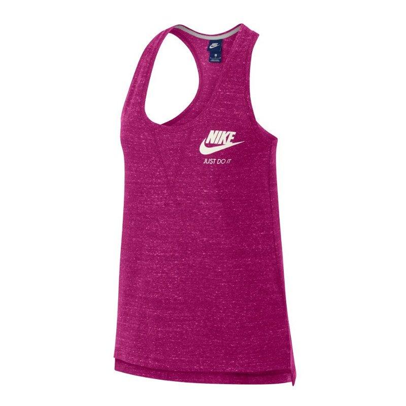 Nike Gym Vintage Tank Top Damen Pink F607 - pink