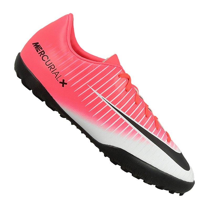 Nike Jr Mercurial X Victory VI TF Kids Pink F601 - pink