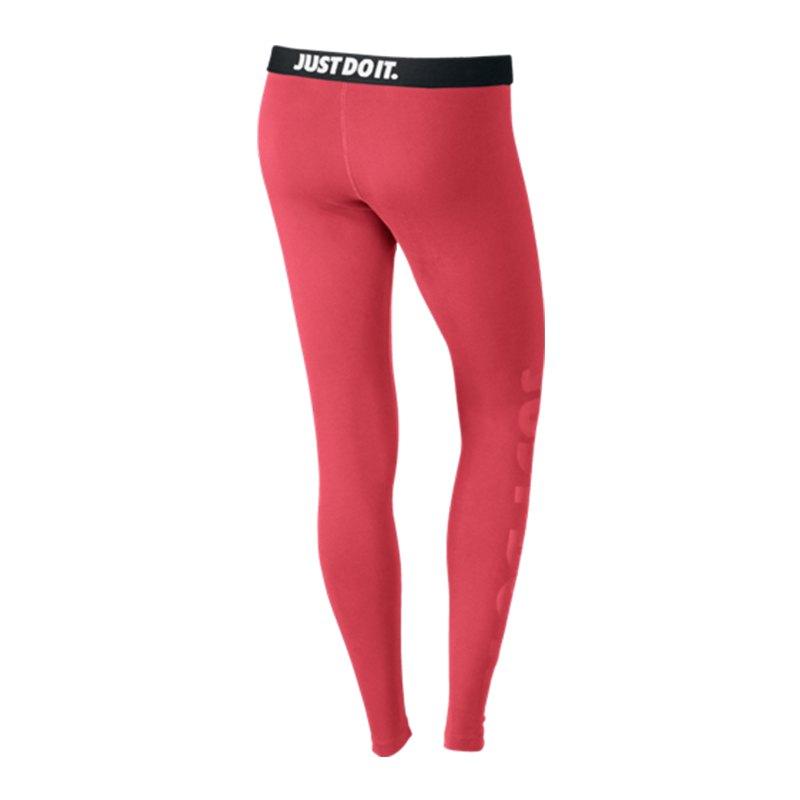 nike leg a see jdi leggings damen pink f850 pink. Black Bedroom Furniture Sets. Home Design Ideas
