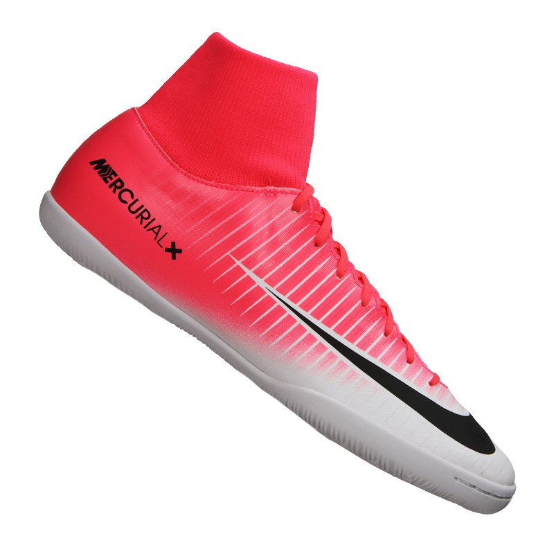 Nike Mercurial X Victory VI DF IC Pink Weiss F601 - pink