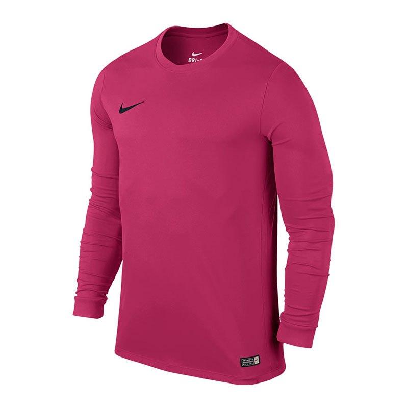 Nike Park VI Trikot langarm Kids Pink F616 - pink