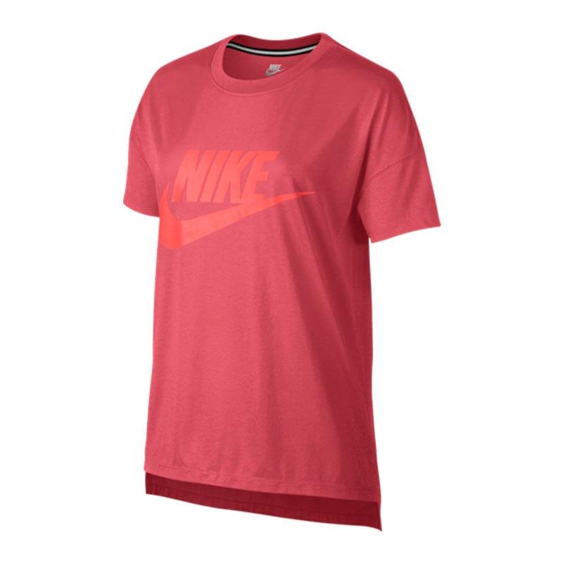 nike shirt damen pink