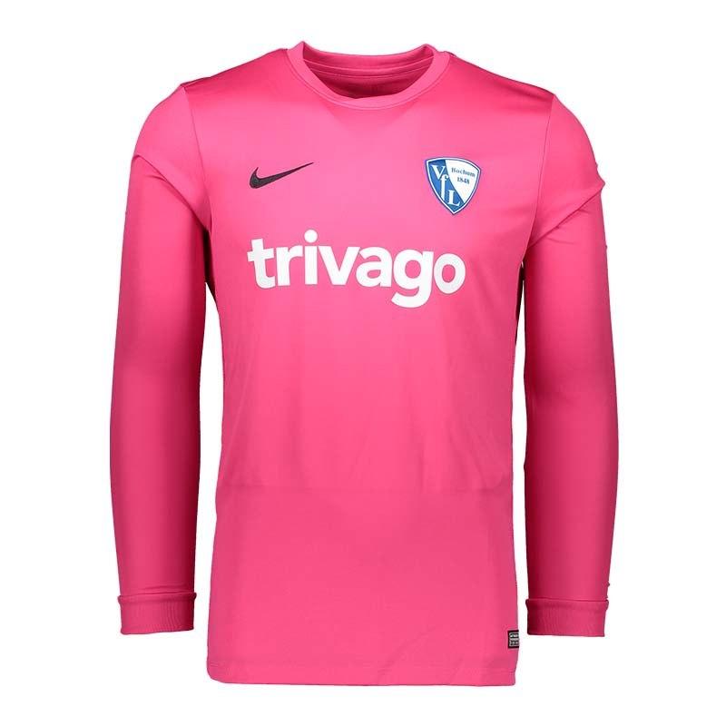 Nike VfL Bochum Torwarttrikot 2017/2018 Pink F616 - pink