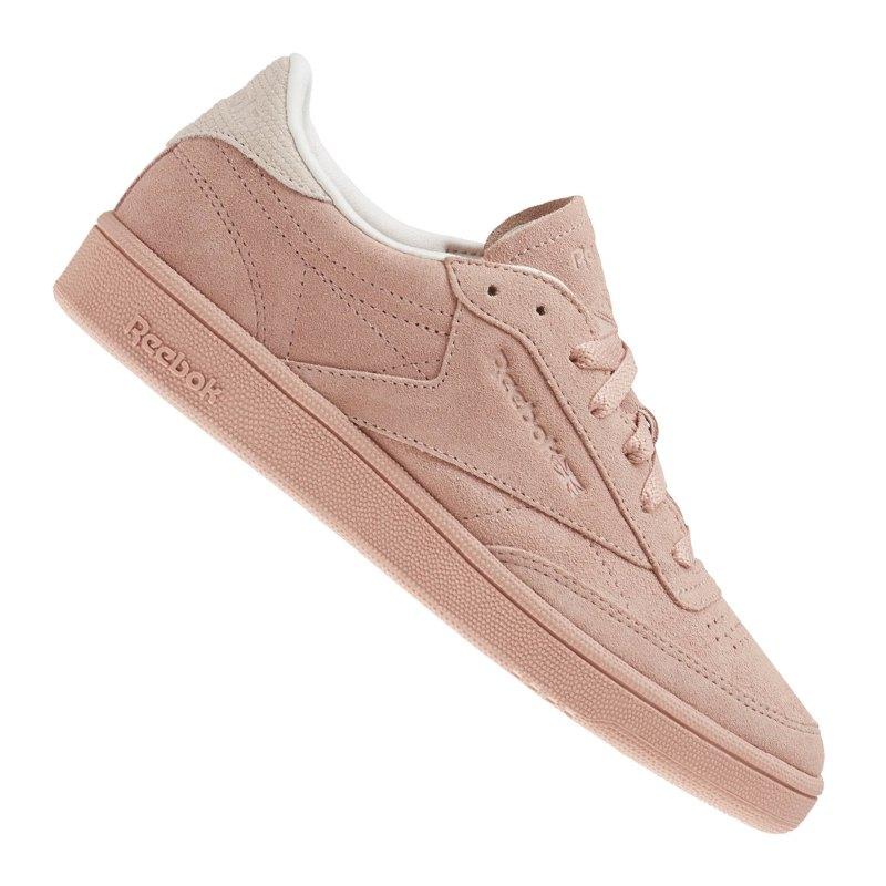 Reebok Club C 85 NBK Sneaker Damen Pink - pink