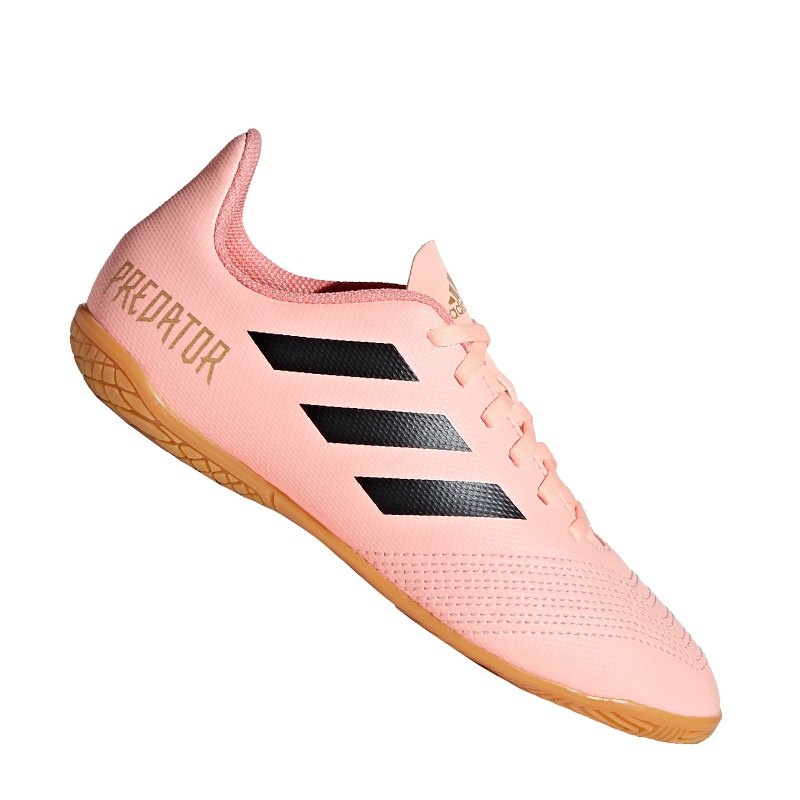 adidas Predator Tango 18.4 IN Halle J Kids Rosa - rosa