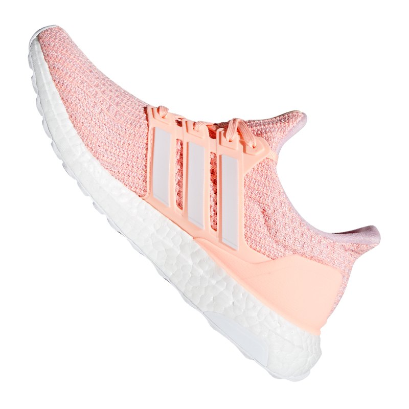 adidas Ultra Boost Sneaker Damen Rosa Weiss   Laufen   Joggen ... 7c3725ee4c