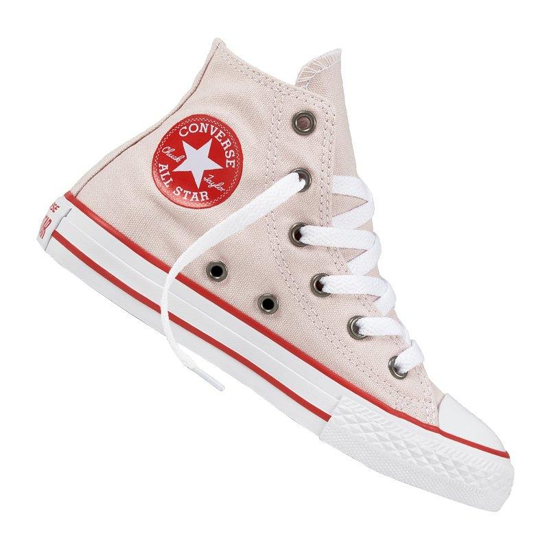 Converse Chuck Taylor AS High Sneaker Kids F653 - rosa