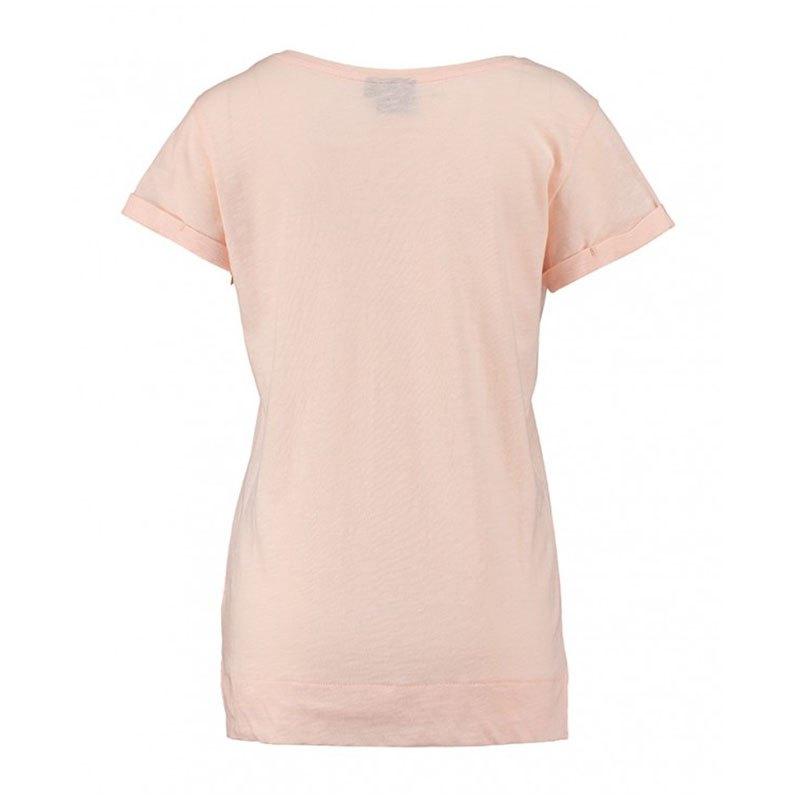 hummel classic bee luna t shirt damen rosa f4134 rosa. Black Bedroom Furniture Sets. Home Design Ideas