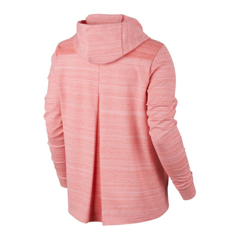 nike advance 15 knit jacke damen rosa weiss f808 frauenbekleidung woman lifestyle. Black Bedroom Furniture Sets. Home Design Ideas