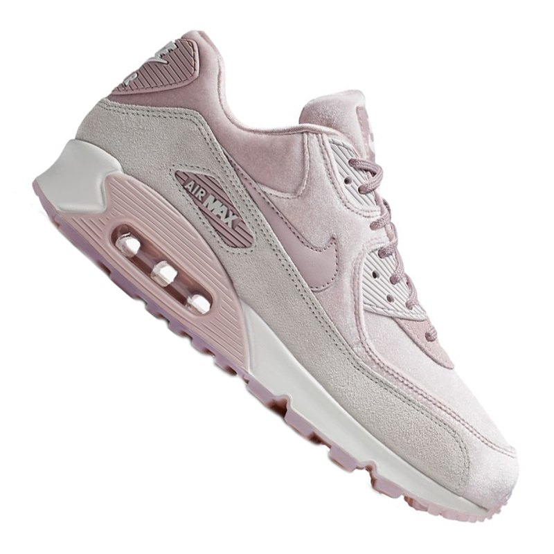 nike air max 90 lx sneaker damen grau f007 shoes. Black Bedroom Furniture Sets. Home Design Ideas