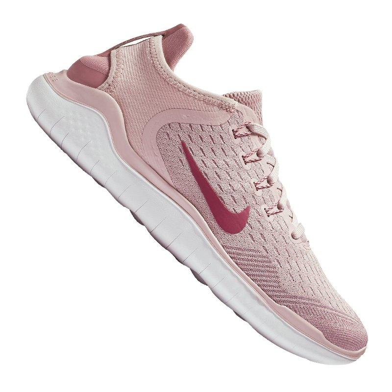 Nike Free RN 2018 Running Damen Rosa F500 - rosa