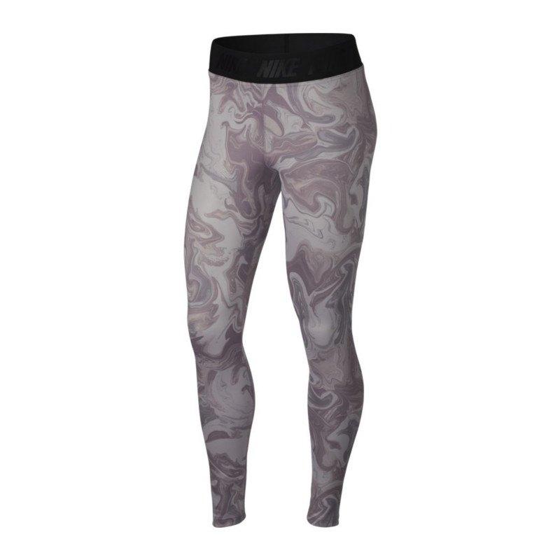 Nike Leg-A-See Marble Leggings Damen Rosa F694 - rosa