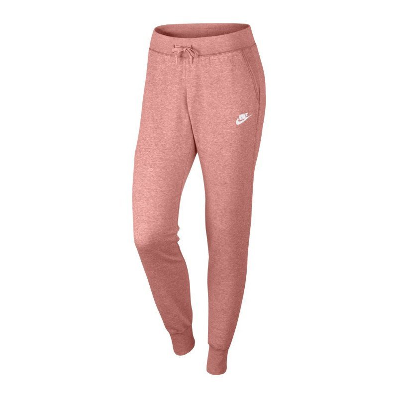 nike tight pant jogginghose damen rosa f697 freizeit. Black Bedroom Furniture Sets. Home Design Ideas