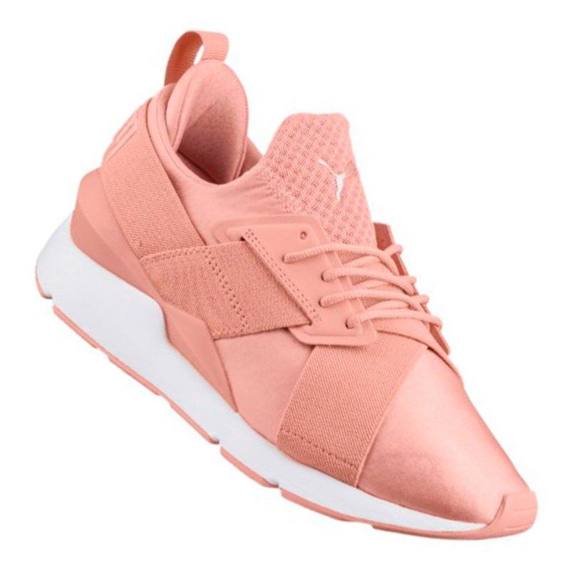 puma damen rosa sneaker