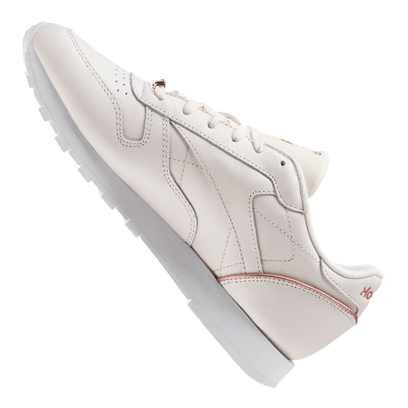670b5ce1c9cb Reebok Classic Leather HW Sneaker Damen Rosa   Damenschuh   Shoes ...