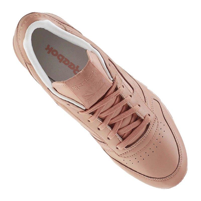 reebok classic leather pastels sneaker damen rosa lifestyle freizeit schuh shoe. Black Bedroom Furniture Sets. Home Design Ideas