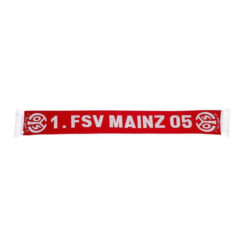 1. FSV Mainz 05 Schal Rot Weiss - rot
