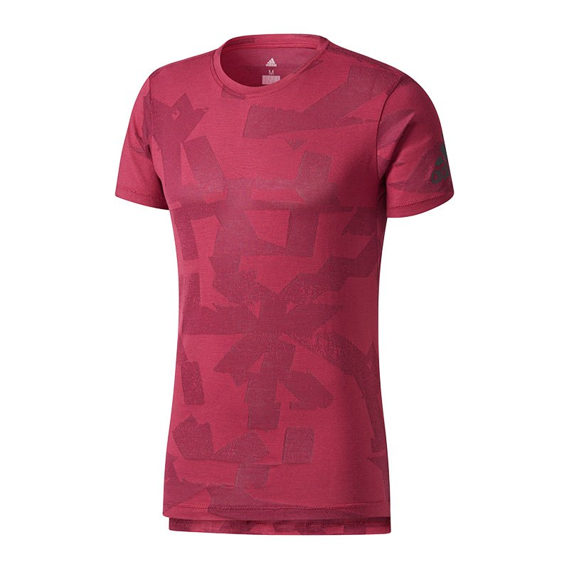 adidas Freelift Elevated T-Shirt Rot - rot