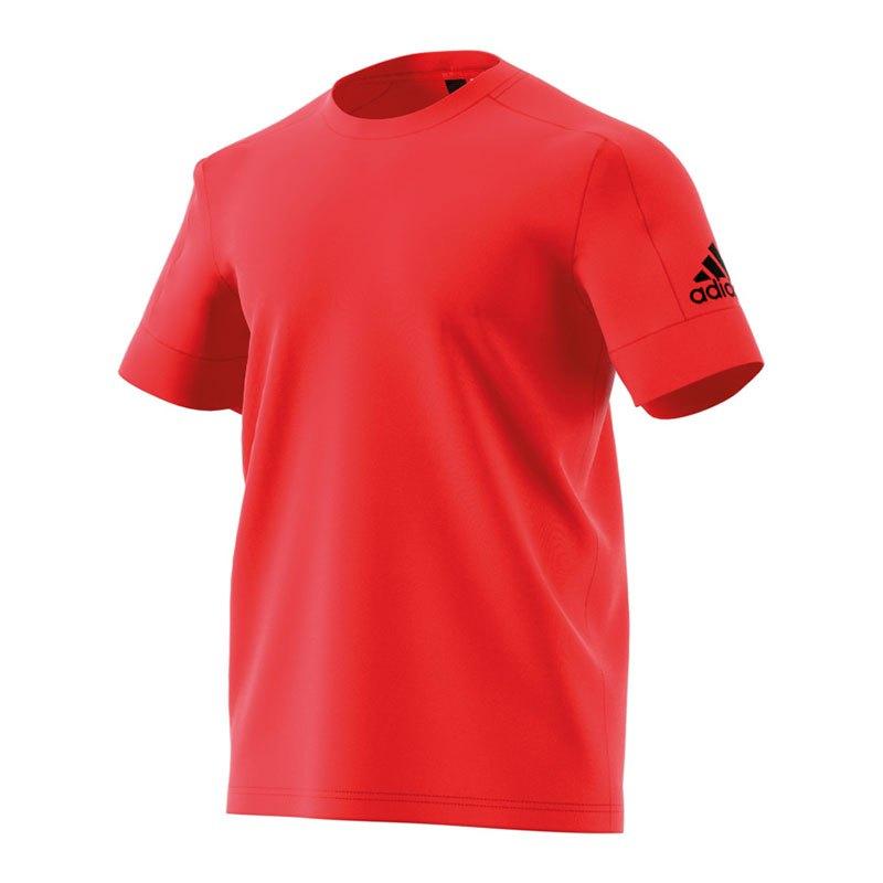 adidas ID Stadium Tee T-Shirt Rot - rot