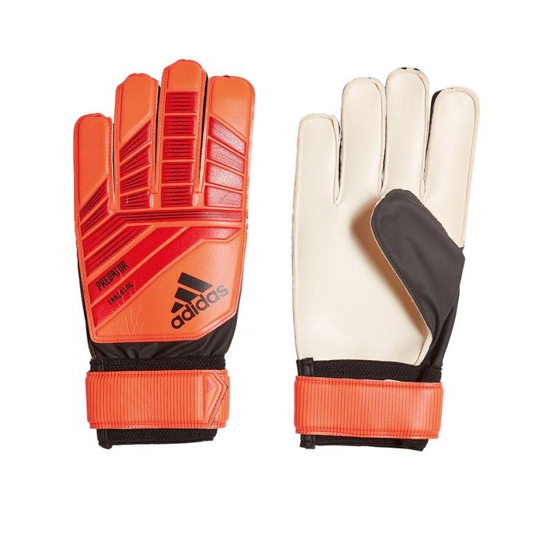 adidas Predator Training TW-Handschuh Rot Schwarz - rot