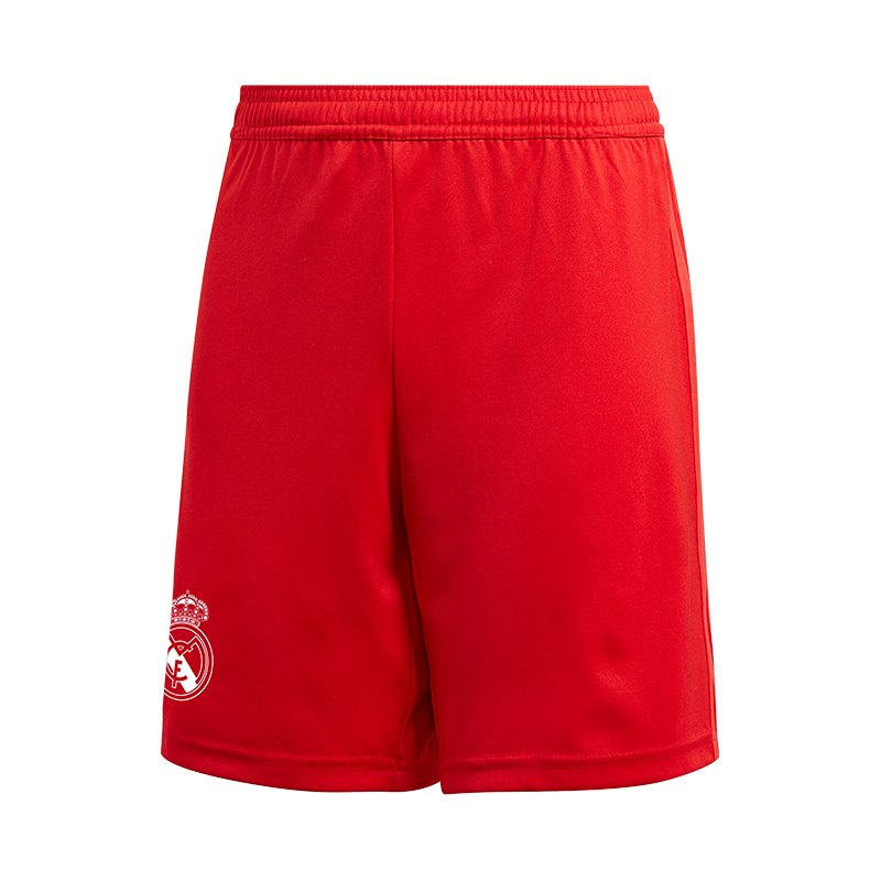 adidas Real Madrid Short UCL Kids 2018/2019 Rot - rot