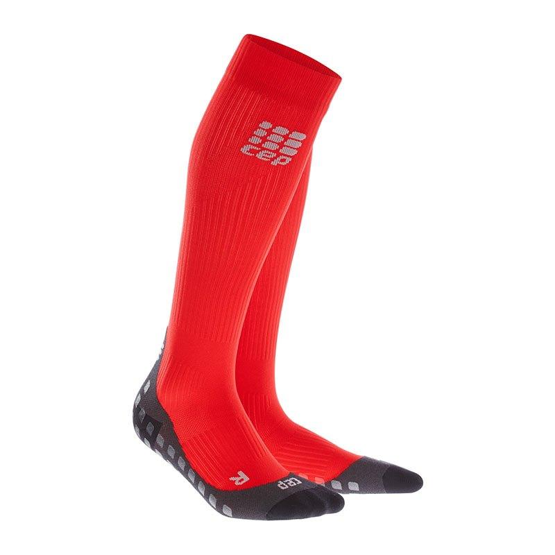 CEP Griptech Socks Socken Rot - rot