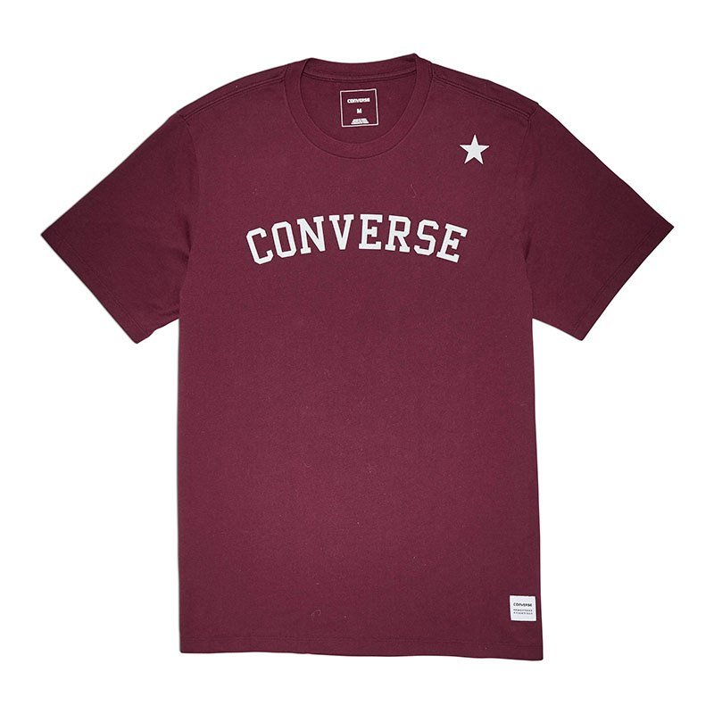 Converse Essentials Tonal Star Chiev T-Shirt F626 - rot