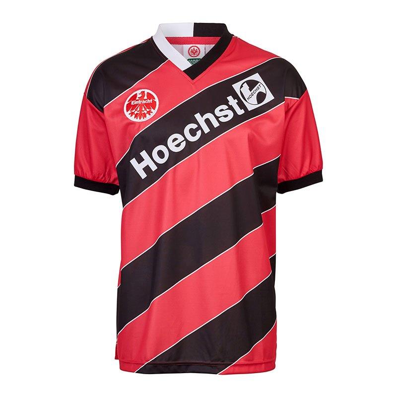 Eintracht Frankfurt Retro-Trikot Home 1988 Rot - rot