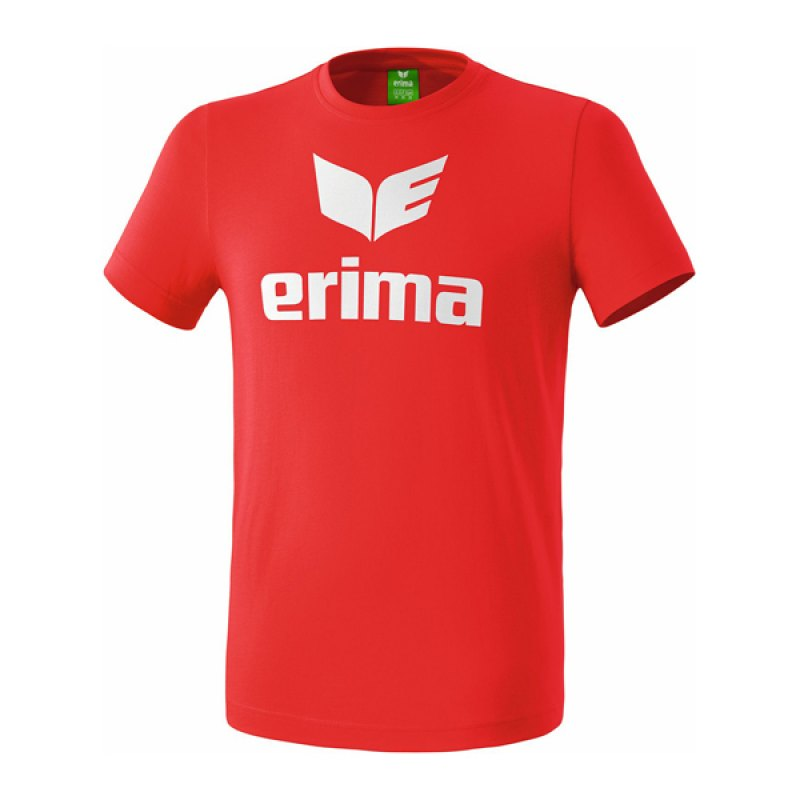 Erima Promo T-Shirt Rot - rot