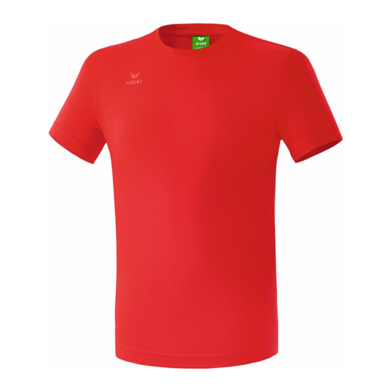 Erima Teamsport T-Shirt Kids Rot - rot