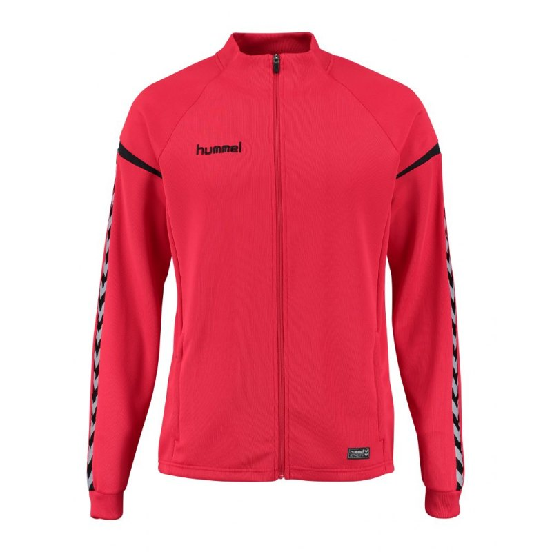 Hummel Authentic Charge Zip-Jacke Rot F3062 - rot