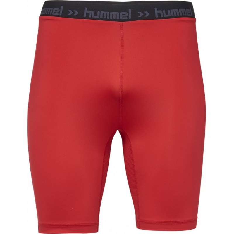 Hummel First Performance Short Tights Rot F3062 - rot