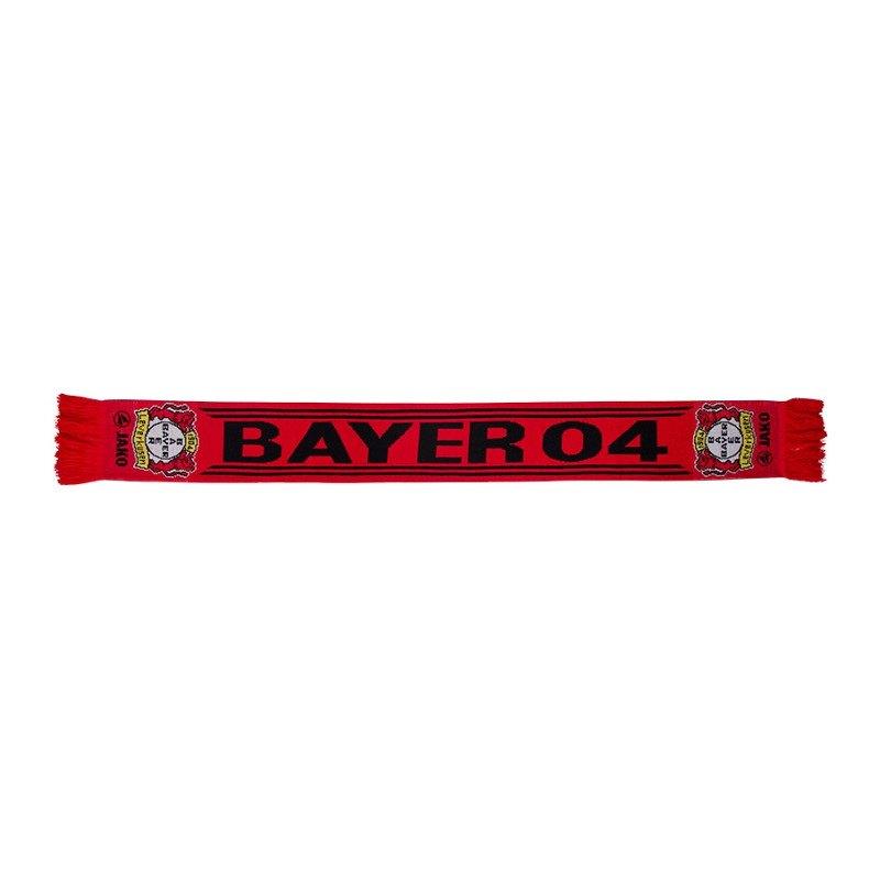 Jako Bayer 04 Leverkusen Fanschal Rot F05 - rot