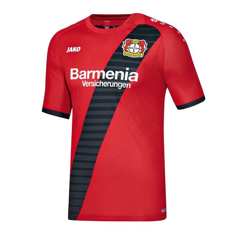 Jako Bayer 04 Leverkusen Trikot Away 2017/2018 F01 - rot