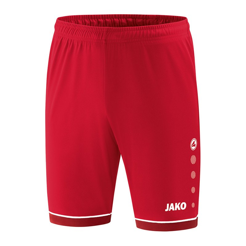 Jako Competition 2.0 Sporthose Rot Weiss F01 - rot