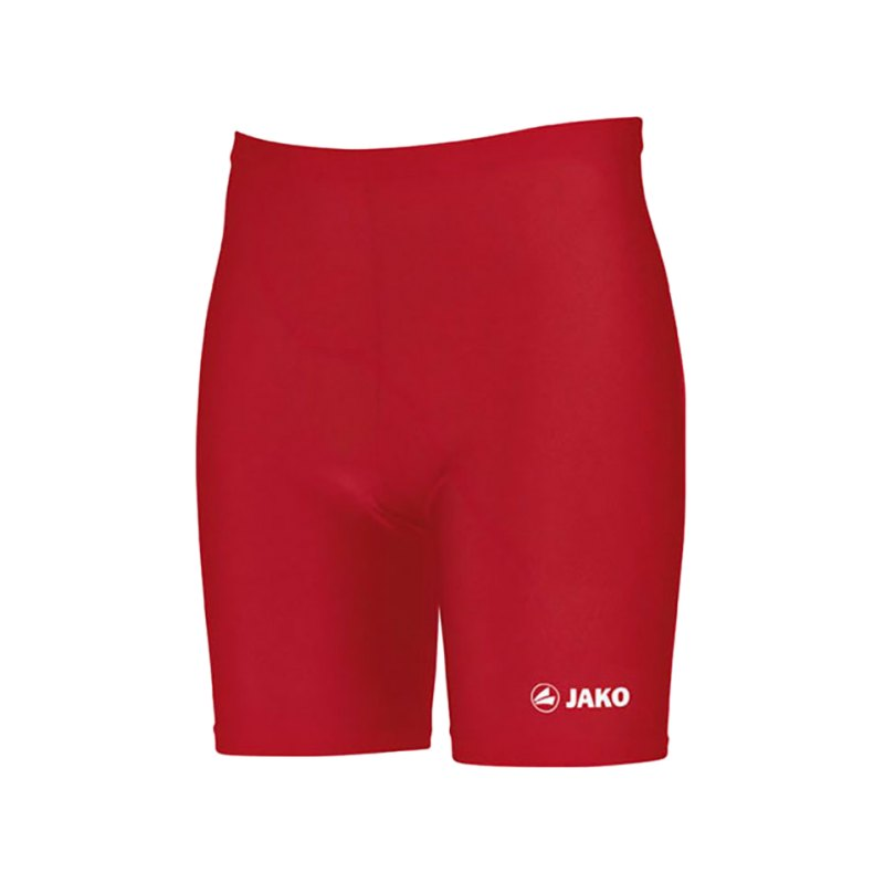 Jako Funktionsshort Tight Basic Rot F01 - rot