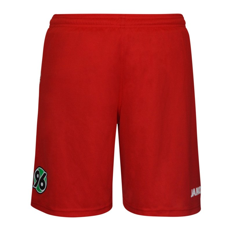 Jako Hannover 96 Short Home 2015/2016 F05 - rot