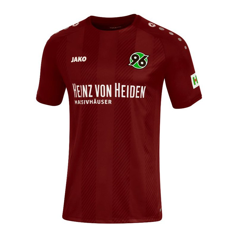 Jako Hannover 96 Trikot Home 2018/2019 Rot F05 - rot