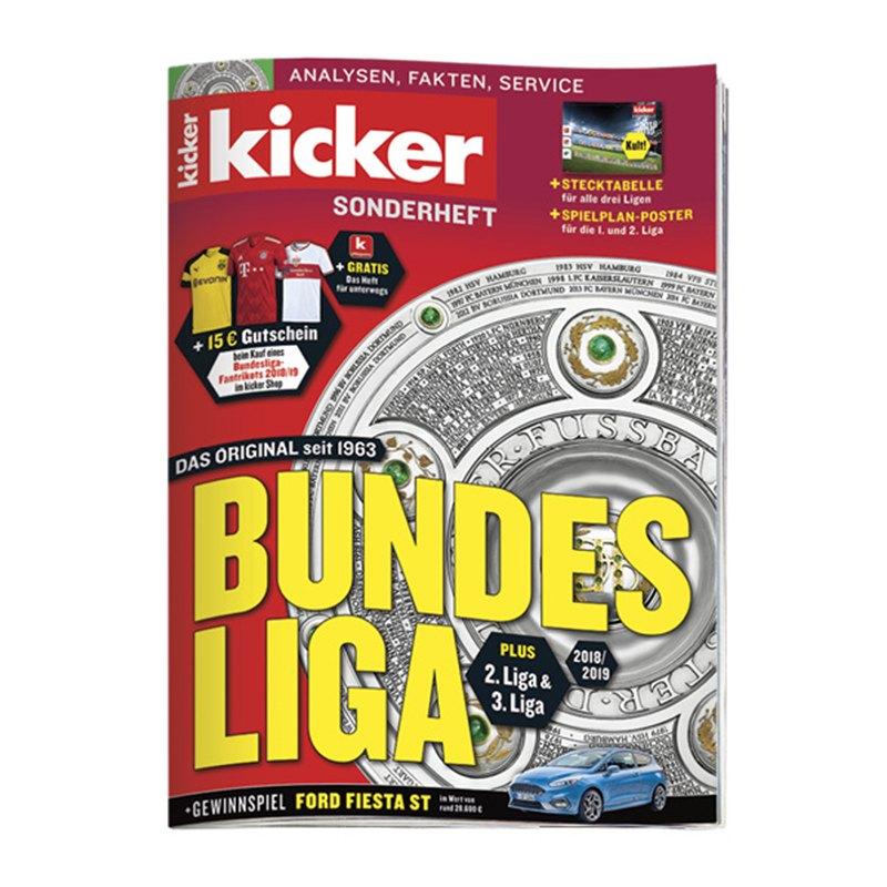 Kicker De Bundesliga