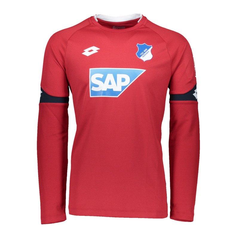 Lotto TSG 1899 Hoffenheim TW-Trikot 17/18 Rot - rot