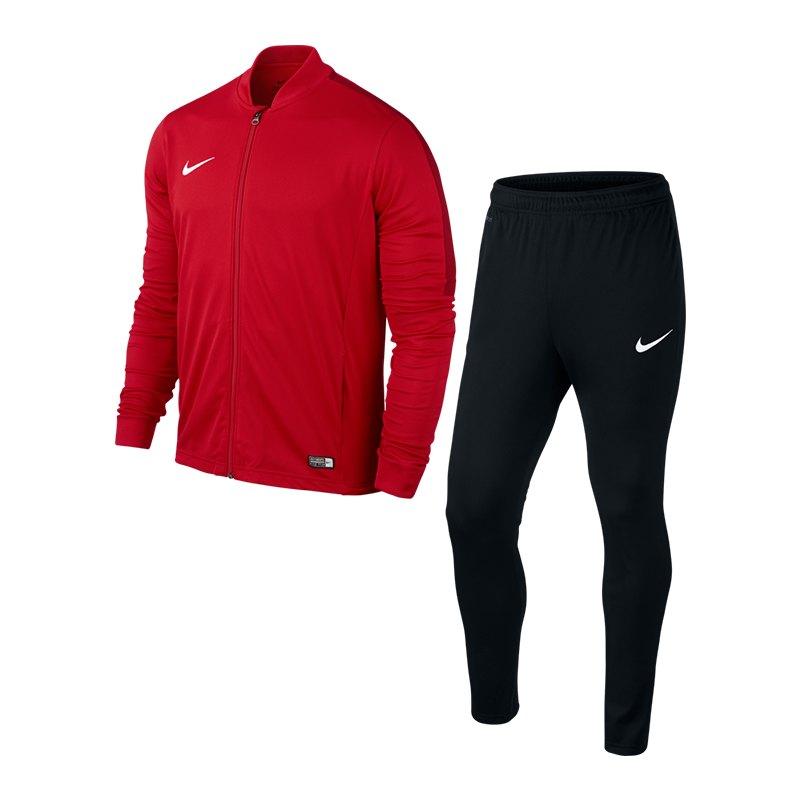 Nike Academy 16 Knit Trainingsanzug 2 Kids F657 - rot