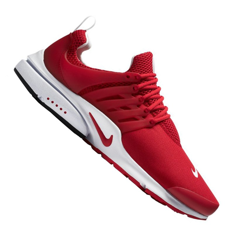 nike sneaker f601 rot weiss air presto essential style. Black Bedroom Furniture Sets. Home Design Ideas