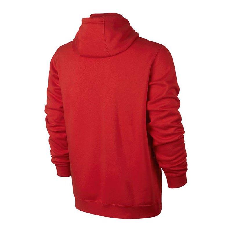 nike atletico madrid pullover hoody rot weiss f611 fanartikel replica kapuzenpullover. Black Bedroom Furniture Sets. Home Design Ideas