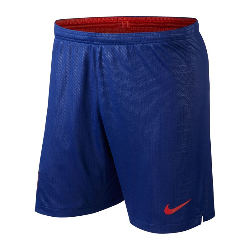 nike atletico madrid short home 2018 2019 f455 training ausstattung merchandise soccer. Black Bedroom Furniture Sets. Home Design Ideas