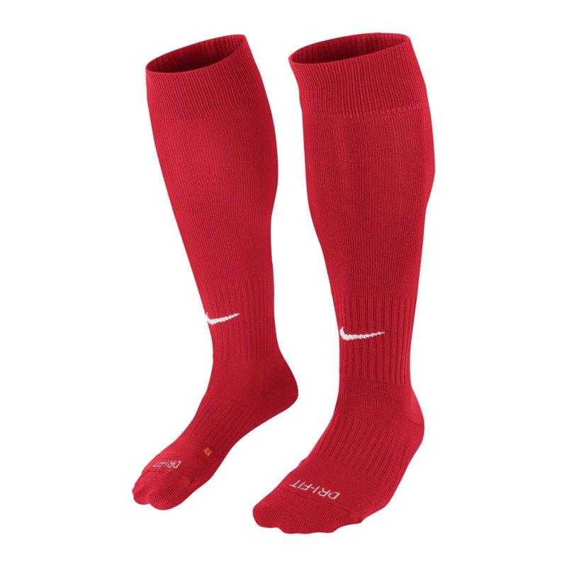 Nike Classic II Sock Stutzenstrumpf Rot F648 - rot
