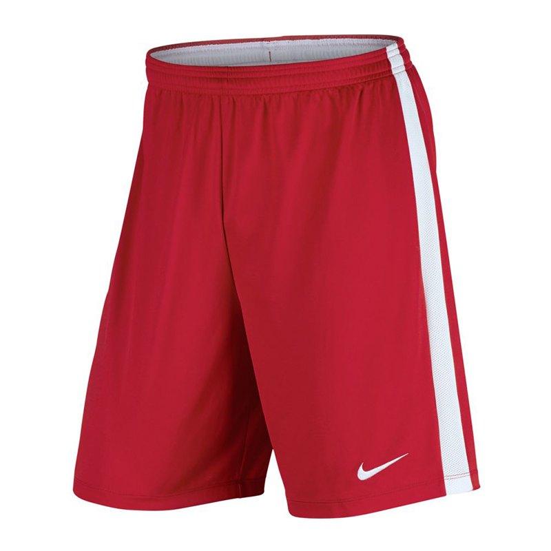 Nike Dry Academy Football Short Rot F657 - rot